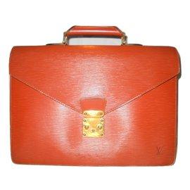 Louis Vuitton-Briefcase Conseiller-Brown