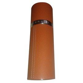 Hermès-Etui Nomade-Orange