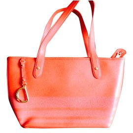Ralph Lauren-Sac à main orange-Orange