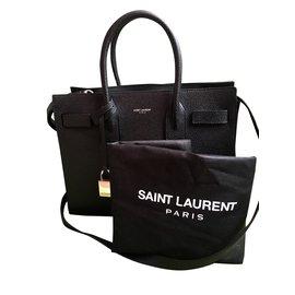 Yves Saint Laurent-Sac de jour-Noir