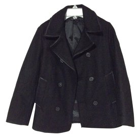 Ikks-Coat-Black