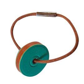 Hermès-Key ring-Blue