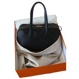 Hermès-Victoria 35-Noir