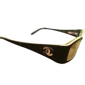 ... Chanel-Lunettes de vue-Noir 5a05c589d068