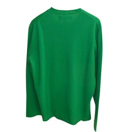 Comme Des Garcons-Sweater-Green