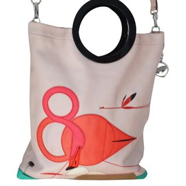 Céline-Flamingo-Multicolore