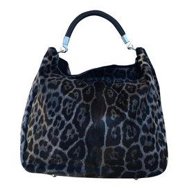 Yves Saint Laurent-Roady-Imprimé léopard