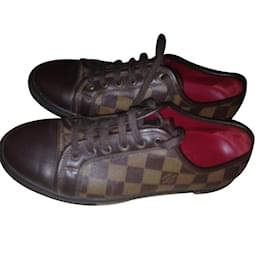 Louis Vuitton-Sneakers-Brown