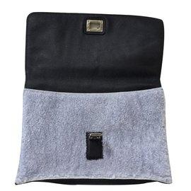 Proenza Schouler-Clutch bag-Black