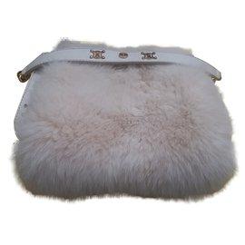 Céline-Handbag-Eggshell