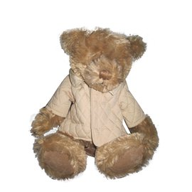 Burberry-doudou Teddy bear-Beige
