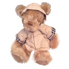 Burberry-teddy bear-Caramel