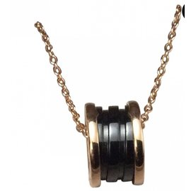 Second hand bulgari pendants joli closet bulgari pendant necklace b zero black mozeypictures Image collections
