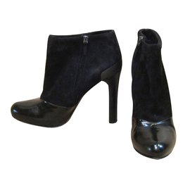 Fendi-Ankle Boots-Black