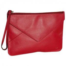 Chloé-Clutch bag-Red