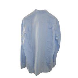 Aquascutum-Shirt-Blue