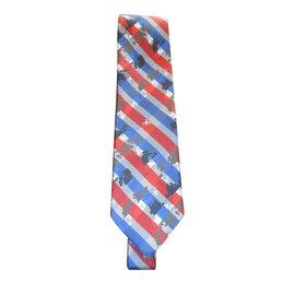 Vivienne Westwood-Cravate-Multicolore