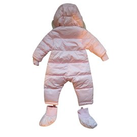 Kenzo-One piece Jacket-Pink