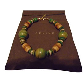 Céline-Necklace-Multiple colors
