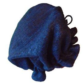 Céline-Clutch bags-Blue