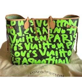 Louis Vuitton-Neverfull-Vert