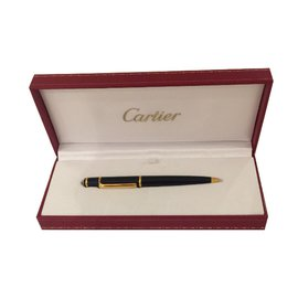Cartier-Stylo-Noir