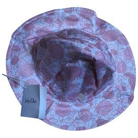 Dior-Robe fille-Rose