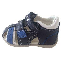 Geox-Sandales enfant-Bleu