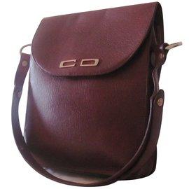 Dior-Bag-Dark red