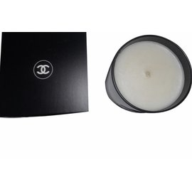 Chanel-CHANEL bougie parfumée collector-Noir