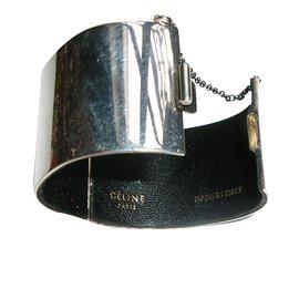 Céline-Bracelets-Silvery