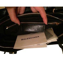 Balenciaga-Classic First-Noir