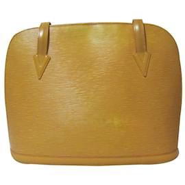 Louis Vuitton-Sac à main-Jaune