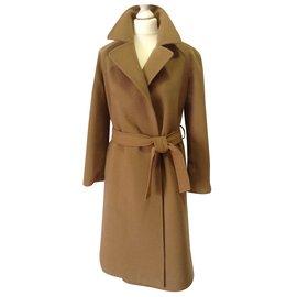 Burberry-Coat-Brown