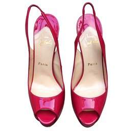 Christian Louboutin-Private Number-Rose