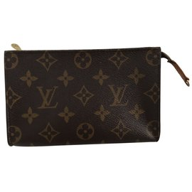 Louis Vuitton-Pochette-Marron
