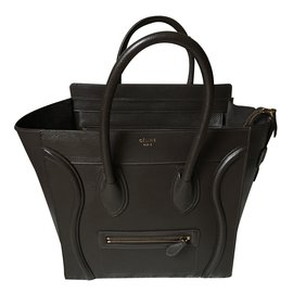 Céline-Luggage-Marron