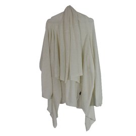 Joseph-Shawl vest-Cream