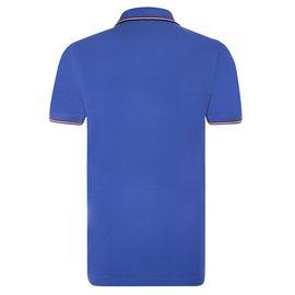 Moncler-Polos-Bleu