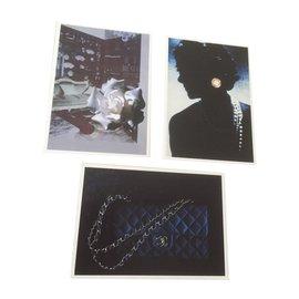 Autre Marque-cartes postales Chanel-Autre