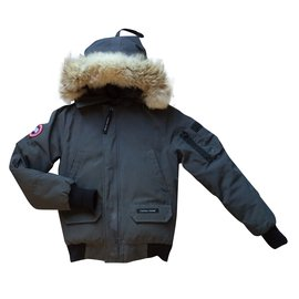Canada Goose-CHILLIWACK AVIATEUR-Grey