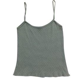 Chloé-Skirt top set-Grey