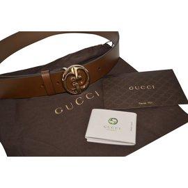 Gucci-Ceinture-Marron Gucci-Ceinture-Marron 0e49e2eb6b7