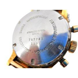 Breitling-Mouvement mécanique Vénus 188-Doré
