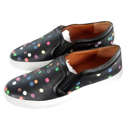 Givenchy-Slippers Givenchy Confettis-Multicolore