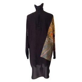 Dries Van Noten-Robe-Multicolore