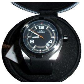 Autre Marque-'Mondia' watch-Black