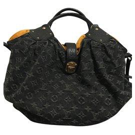 Louis Vuitton-Sacs à main-Gris