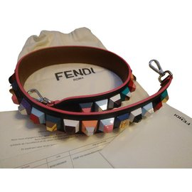 Fendi-Bandoulière Strap you-Multicolore