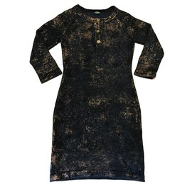 Chanel-Robe-Noir